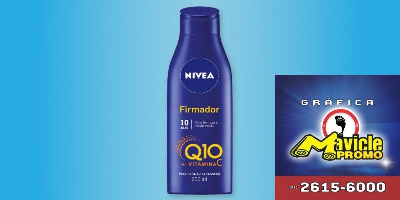36d7858f6f7 Nivea lança Hidratante Signatário Q10 Guia da Farmácia Imã de geladeira e  Gráfica Mavicle Promo
