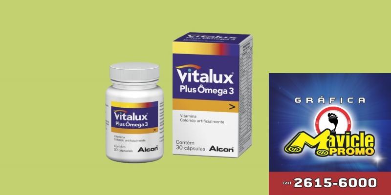 ba2477a1d15 Vitalux Plus Omega 3 Alcon – Guia da Farmácia – Imã de geladeira e Gráfica  Mavicle-Promo
